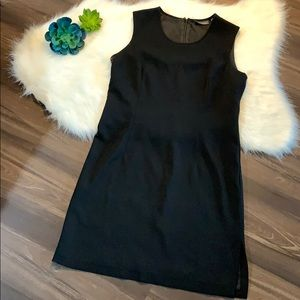 Banana Republic Tailored Little Black Dress